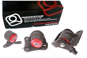 Innovative Motor Mounts Kit Honda Prelude 97 01 H22 Engine 20150 60a