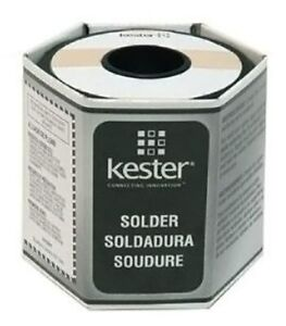 Kester 245 No Clean Wire Solder 63 37 015 1 Lb Spool