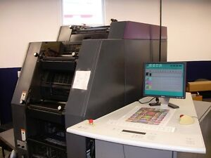 Heidelberg Di Plus Offset Press qmdi46 4 W ps3 Rip year 1999 10 Million Imp