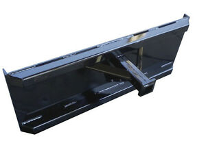 Blue Diamond Trailer Spotter For Mini Skid Steer Attachment Model 112012