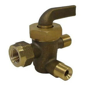 3 Way Fuel Valve For John Deere Ar B Rb G