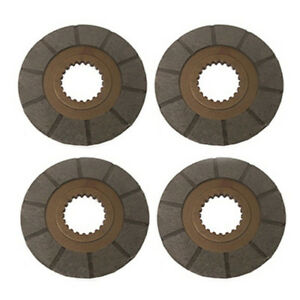 30 3135241 Four 4 Brake Discs For White Oliver 1750 1755 1850 1855 1950