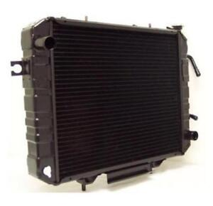 Fork Lift Truck Toyota Radiator W Oil Cooler 16410u201071b New Aftermarket