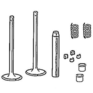 Ford 500 600 700 800 801 900 901 2000 4000 Tractor Head Overhaul Kit Vokf172d