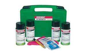Magnaflux Sk 416 Spotcheck Visible Red Dye Liquid Penetrate Inspection Kit