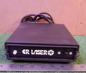 1 Used Cr Laser Cr90 115b Hene Power Supply make Offer