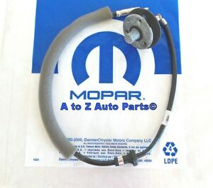 New 1997 2006 Jeep Wrangler Tj Radio Antenna Base Cable And Bracket oem Mopar