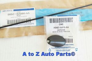 New 2000 2007 Ford Focus 1999 2002 Mercury Cougar Radio Antenna Base