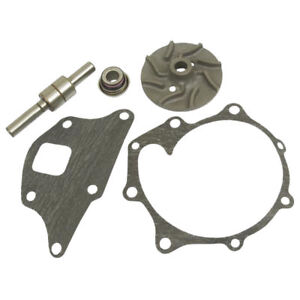 Eapn8591c New Ford New Holland Tractor Water Pump Kit 83956729 Egpn8591da