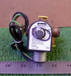 1 New Parker Cf4c05 Solenoid Valve make Offer