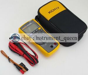 Fluke 116c Multimeter Temperature Microamps Hvac With Soft Case new Fluke 116