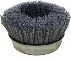 Osborn 32138 6 80 Grit Abrasive Brush Great For Log And Wood Home Restore Nib