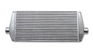 Vibrant 30 x9 25 x3 25 Intercooler 2 5 Inlet W End Tanks For Use Up To 550hp