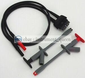 Alligator Clips Probe Fluke T5 rls Test Lead For T5 600 T5 1000 T6 600 T6 1000