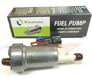 Genuine Walbro Ti E85 Racing Fuel Pump F90000267 450lph In Tank Pump Only