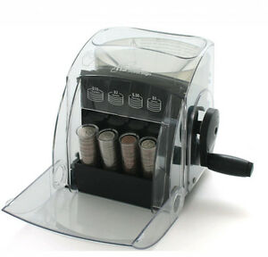 Royal Sovereign Qs 1 Is A 1 Row Manual Coin Sorter That Is Eco friendly no Elect