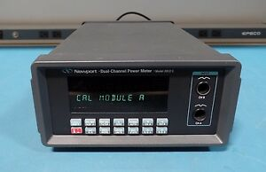 Newport 2832c 2832 c Dual channel High precision Optical Power Meter
