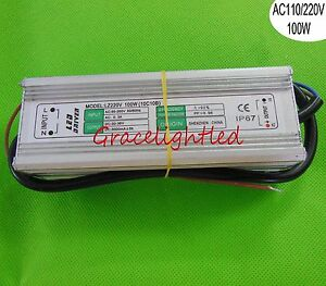 100w Waterproof Constant Current Led Driver Ac85 265v To Dc30 36v 3000ma 10c10b