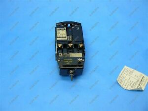 Square D 8501 go 20 gl v02 Latching Control Relay 3 Pole 6 10a 120 Vac Coil Nnb