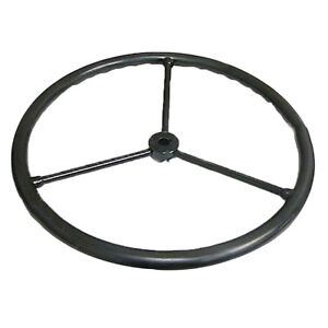 Am2600t New Steering Wheel For John Deere 40 420 320 R3554 Jds336