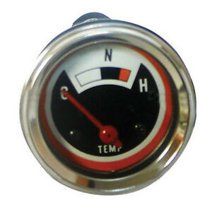 Coolant Temperature Gauge Oliver Tractor 1550 1555 1650 1655 1750 1755 155557a