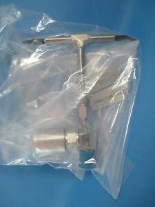 Swagelok 6lvv dpfr4 p c Valve Splitter Assembly 20694 New