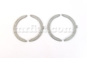 Fiat 1300 1500 C l 125 P 1500 Cabrio 118 H l Thrust Washers Set 2 5 Mm New