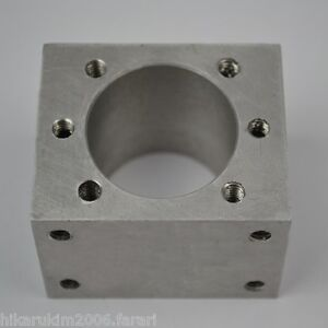 1 Cnc Ball Nut Housing Bracket Mount Rm1605 Rm1610 Rm1604 Ball Screw Flange Nut