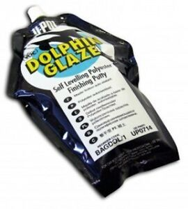 Upol 0714 Dolphin Glaze Finishing Putty Upol 0714 440ml Bag