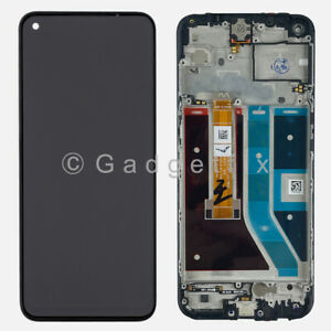 US For Samsung Galaxy A42 5G A426B DS OLED Display LCD Screen Digitizer Frame $71.95