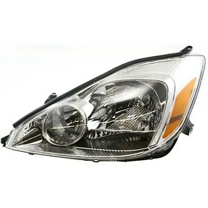 Headlight For 2004 2005 Toyota Sienna Le Xle Ce Xle Limited Left With Bulb