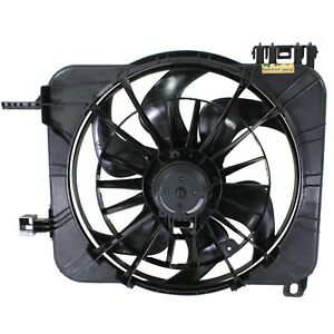 Radiator Cooling Fan For 95 2002 Chevrolet Cavalier Pontiac Sunfire