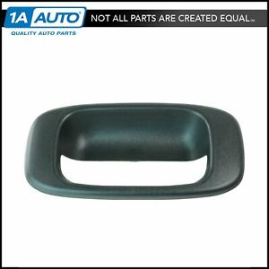 Dorman 76106 Tailgate Handle Bezel Textured Black For Chevy Gmc