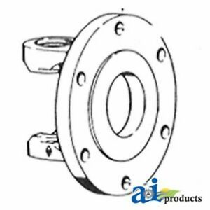 W023979 Implement Yoke Flanged