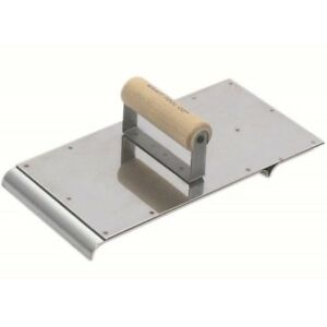 Kraft Tool Decorative Concrete Border Edger Groover Tool Stainless Steel