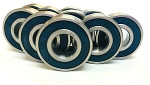 qty 10 6008 Rs 6008 2rs Premium Bearings 40x68x15 Abec3 Usbb ib