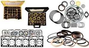 Bd 3306 038ifx In Frame Engine O h Kit Fits Cat Caterpillar 3306b 3306c Truck