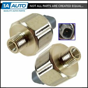Engine Knock Sensor Pair For Lexus Toyota