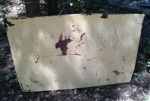 1968 Dodge Charger Trunk Lid