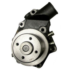 Ar97708 Water Pump With Pulley For John Deere 1630 2030 1133 1144 6000 6100 6600
