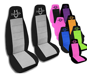 Universal Bucket Seat Covers Cowgirl Seat Covers With And Without Side Airbags