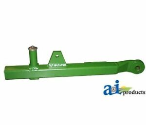 At30150 Pull Arm Lower Front Half rh Fits John Deere 300 300b ind 301 302