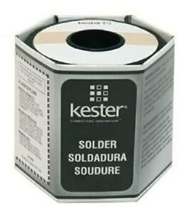 Kester 245 No Clean Wire Solder 63 37 020 1 Lb Spool