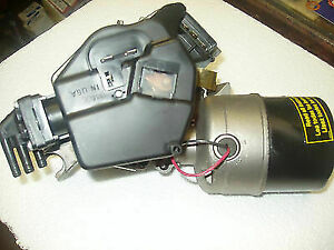 68 69 70 71 72 Cadillac Wiper Motor Washer Pump Ac Delco