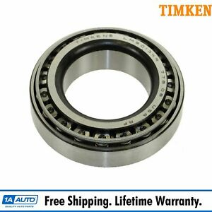 Timken Bearing Race Front Inner Outer Wheel Hub For Chevy Dodge Ford Gmc Jeep