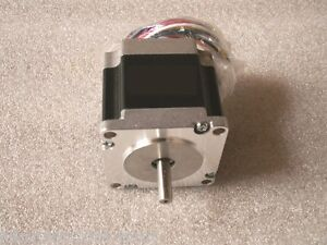 Nema 23 Cnc 287oz in Single Shaft Stepper Motor mount Bracket Installation Block