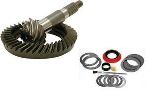 Dana 44 Reverse Ford Front 4 11 Ring And Pinion Mini Install Gear Pkg