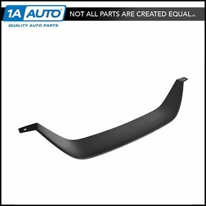 Ford Bumper Grille Panel Black Front For Ford Mustang Gt Mach 1
