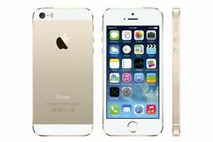 Apple iPhone 5S 64GB Gold Factory Unlocked Smartphone with Retina Display