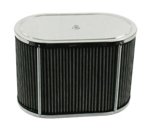Empi Vw king Kong Air Cleaner 40 48 Weber Idf Hpmx Drla 9 X 5 1 2 X 6 43 6006
